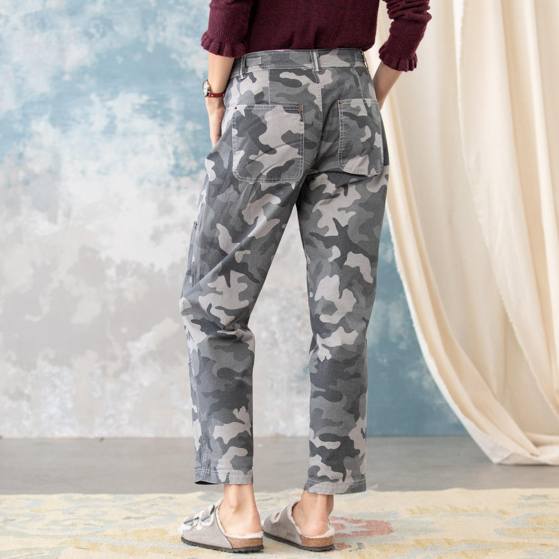 REED CAMO PANTS: View 3