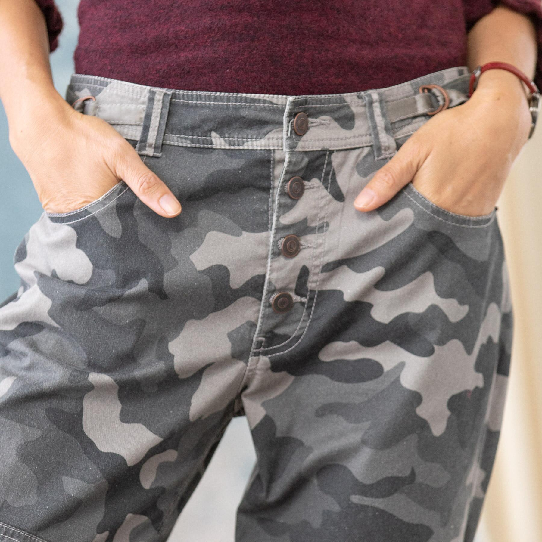 REED CAMO PANTS: View 4