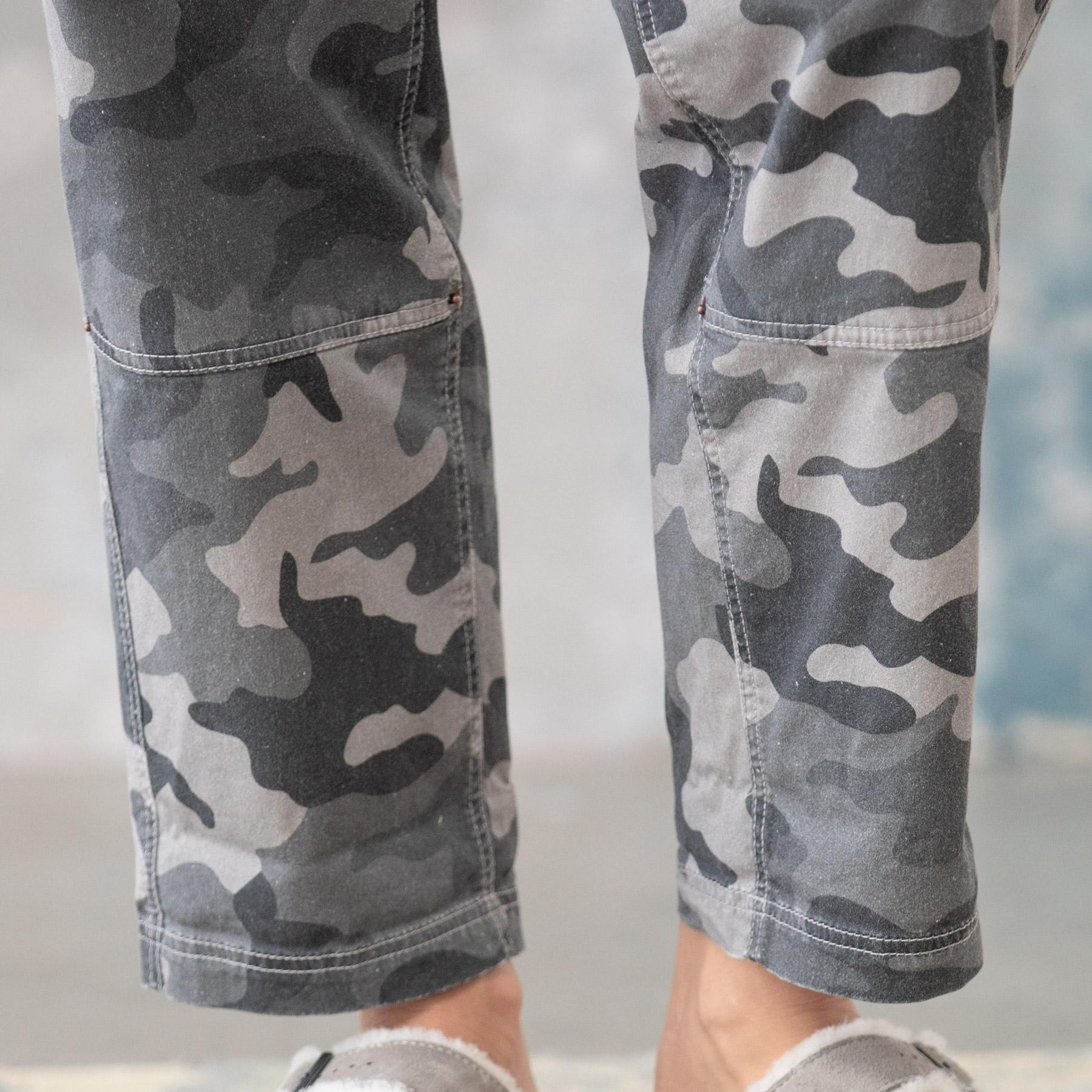REED CAMO PANTS: View 5