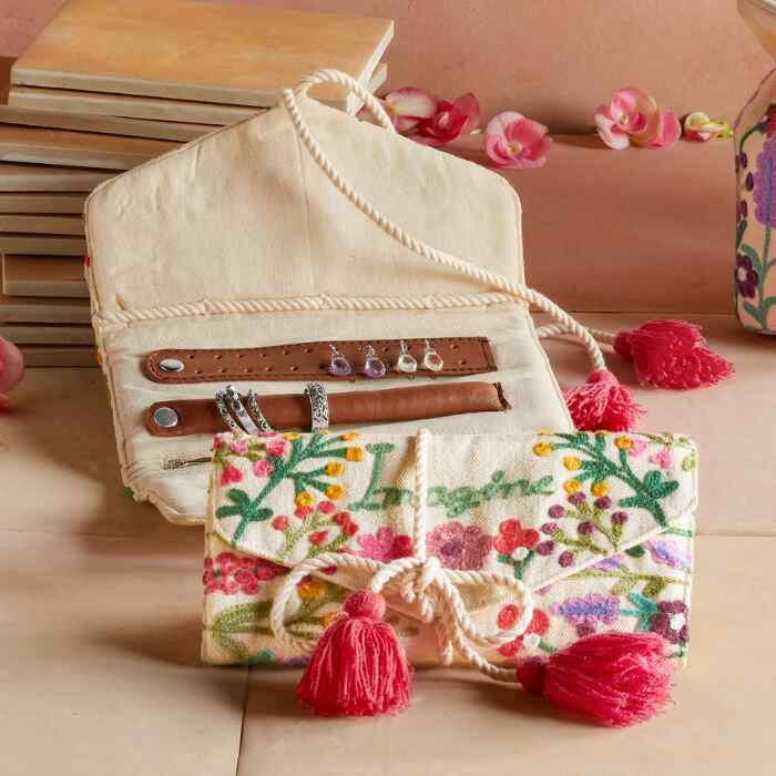 IMAGINE JEWELRY POUCH