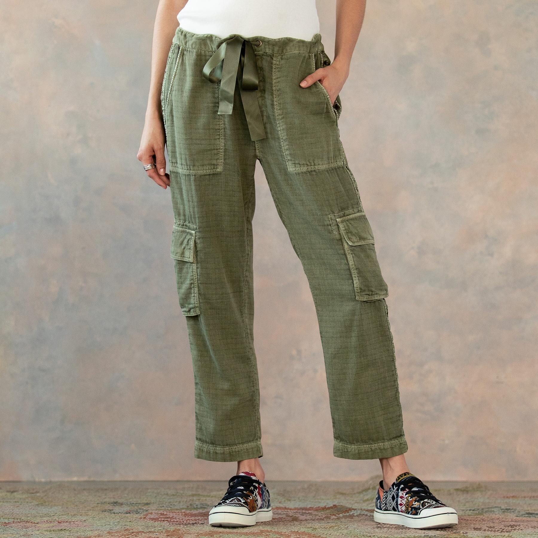 CLOVER CARGO PANT: View 2