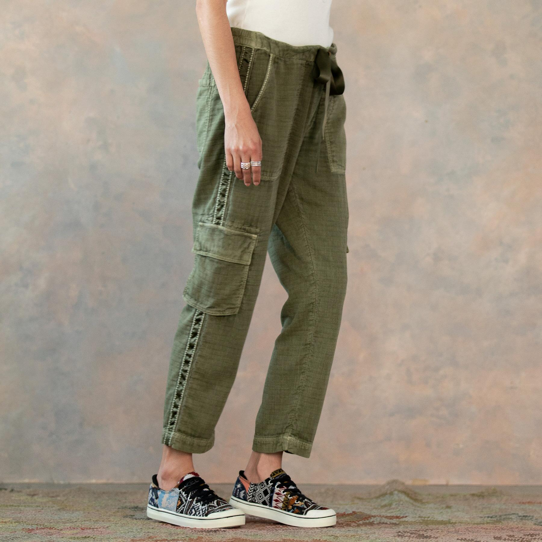 CLOVER CARGO PANT: View 3