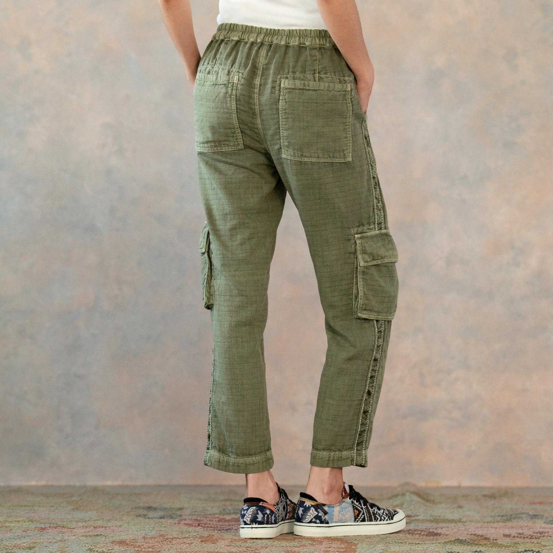 CLOVER CARGO PANT: View 4