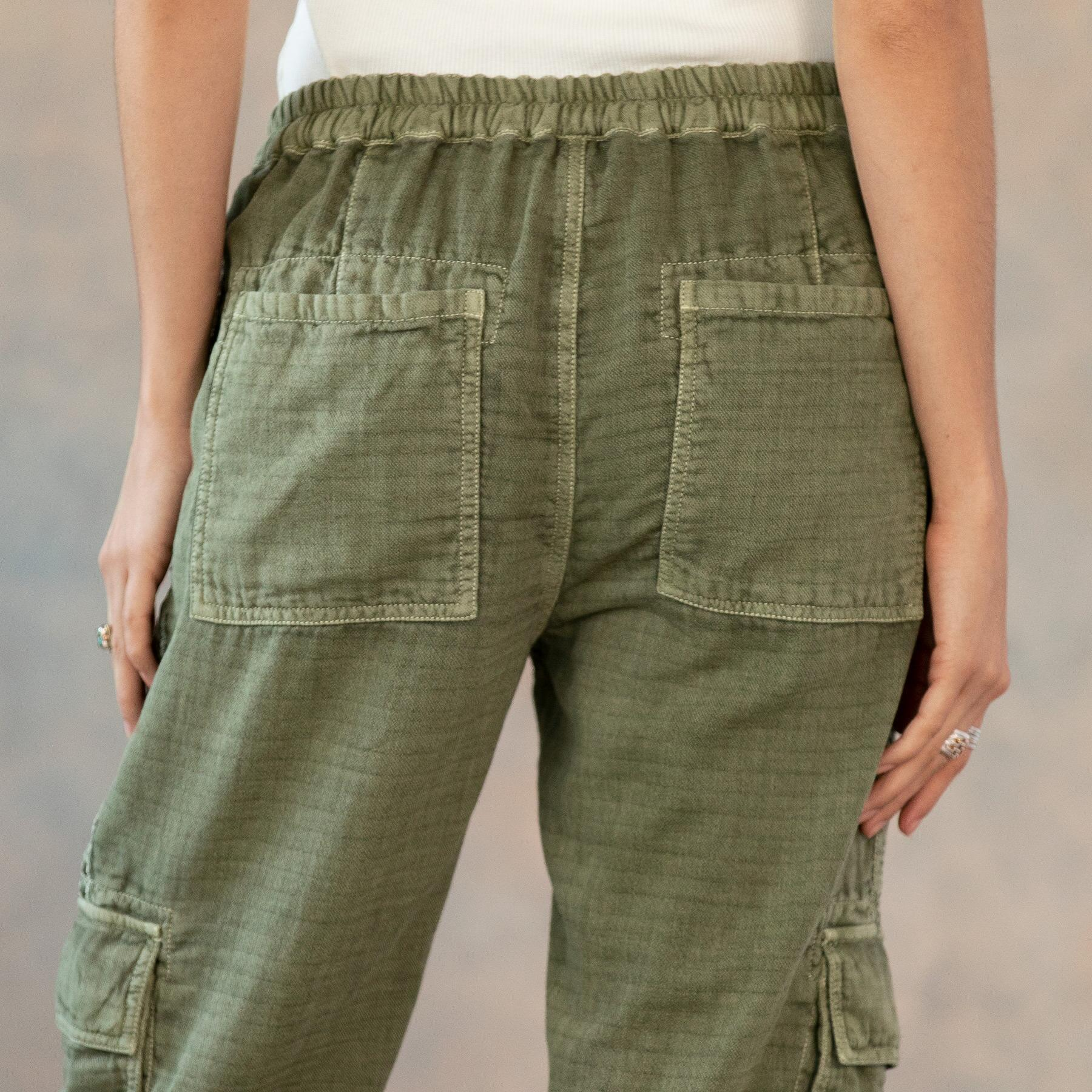 CLOVER CARGO PANT: View 8