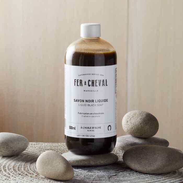 FRENCH COLLECTION LIQUID BLACK SOAP