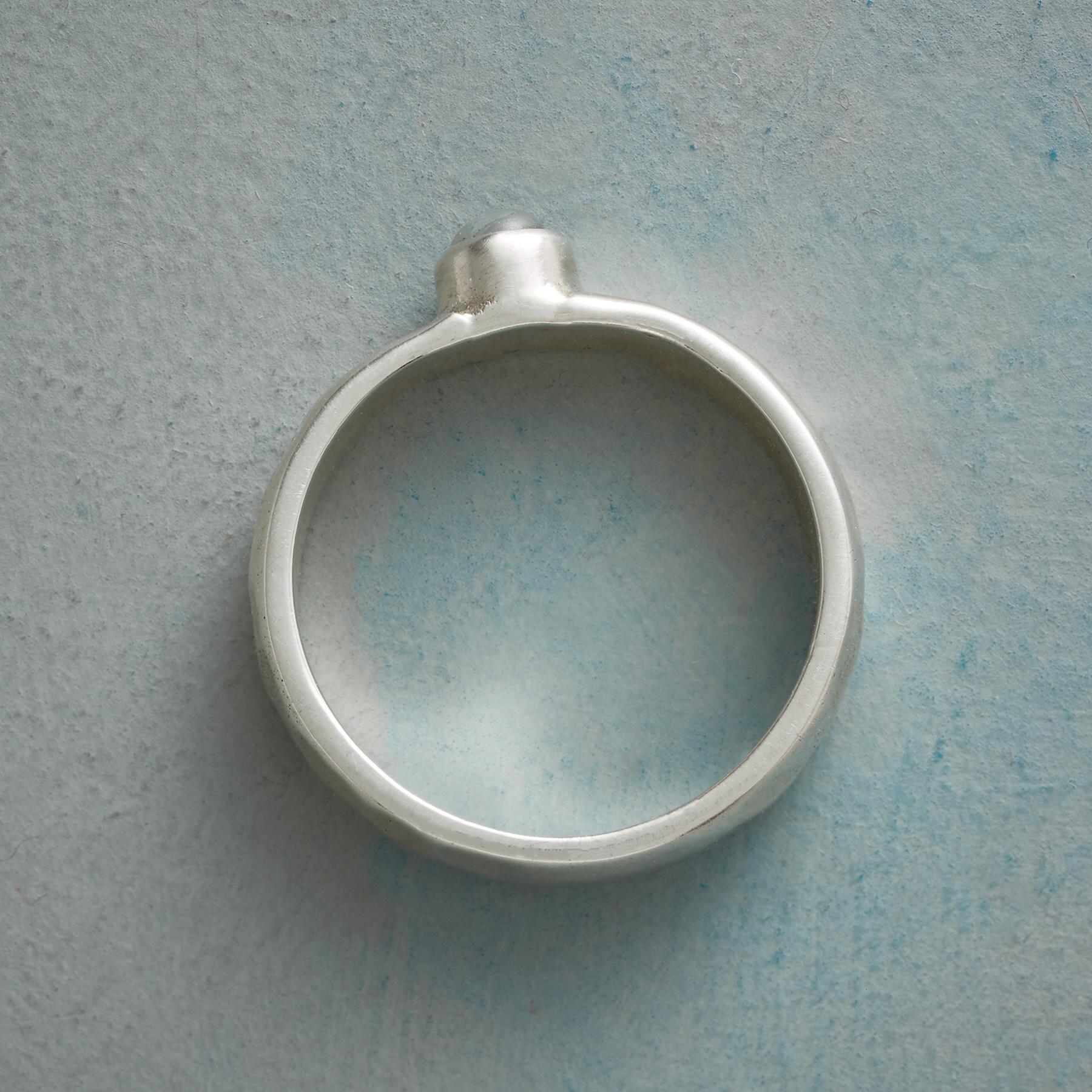 AQUA SPOT RING: View 2
