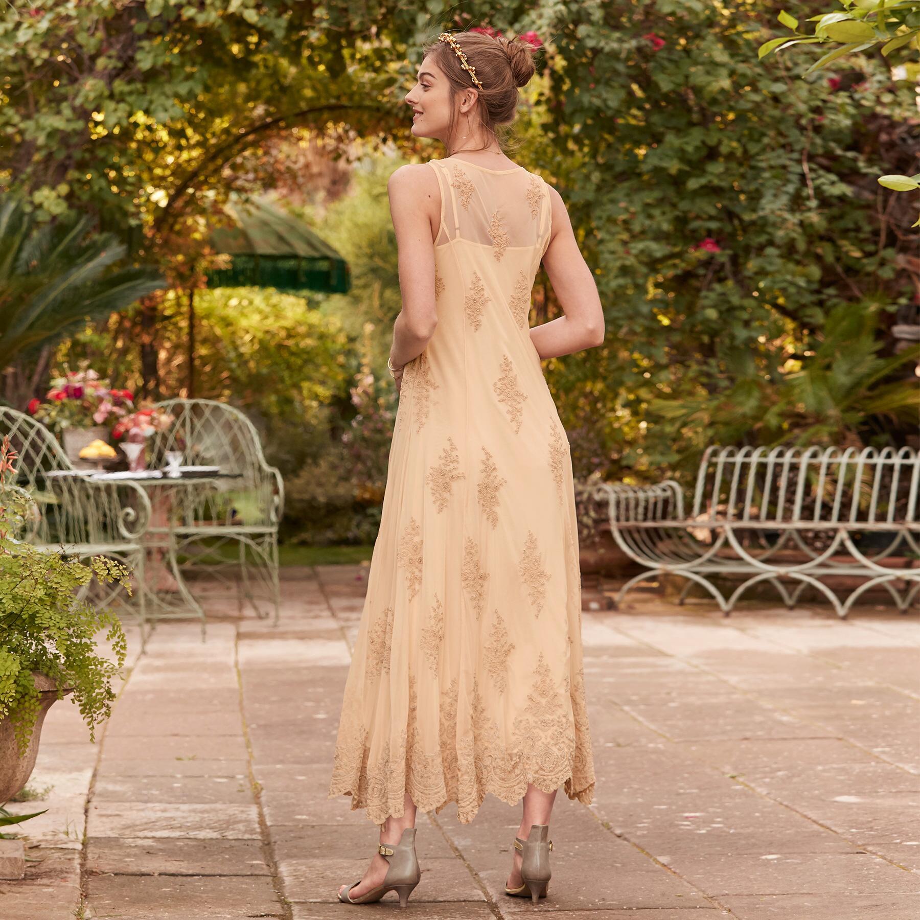 MARIETTA DRESS - PETITES: View 2
