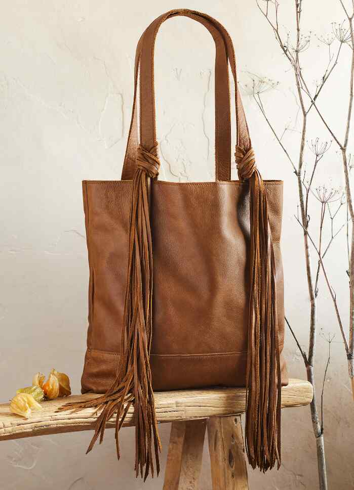WAYS OF THE HEART TOTE