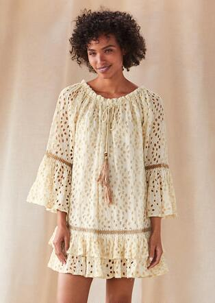 PICNIC LACE TUNIC