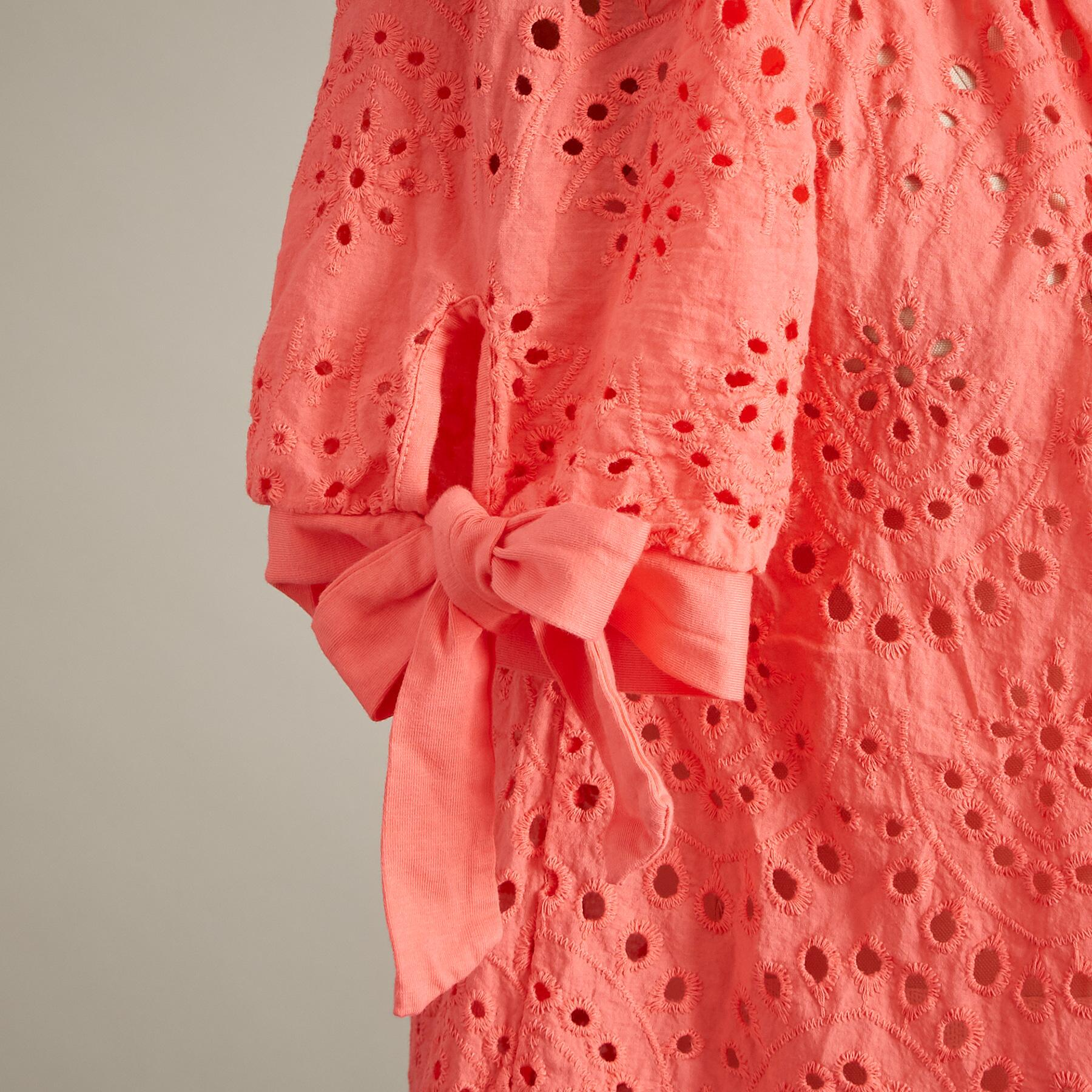 FIERY EYELET TOP: View 4