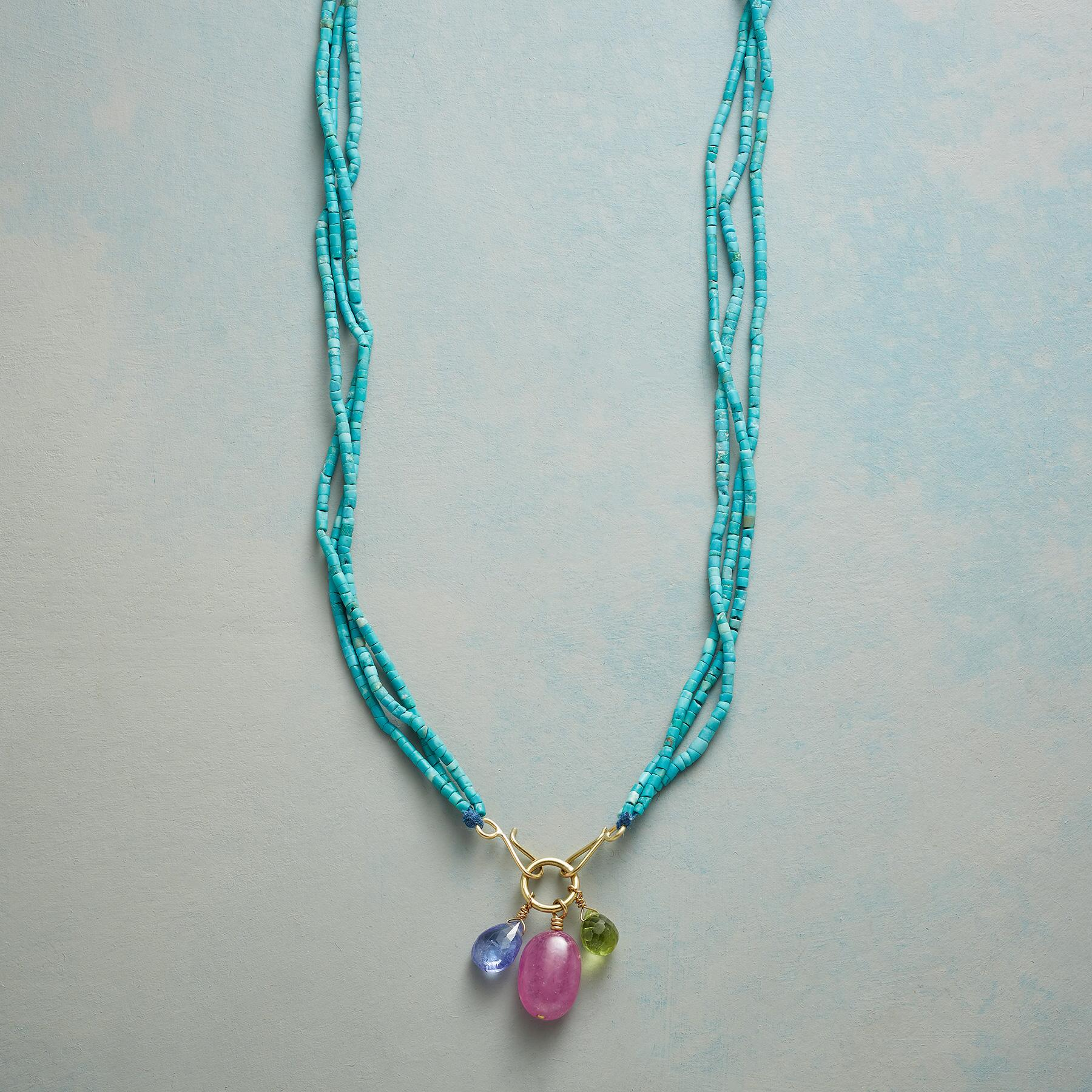NATURE INSPIRED NECKLACE: View 1