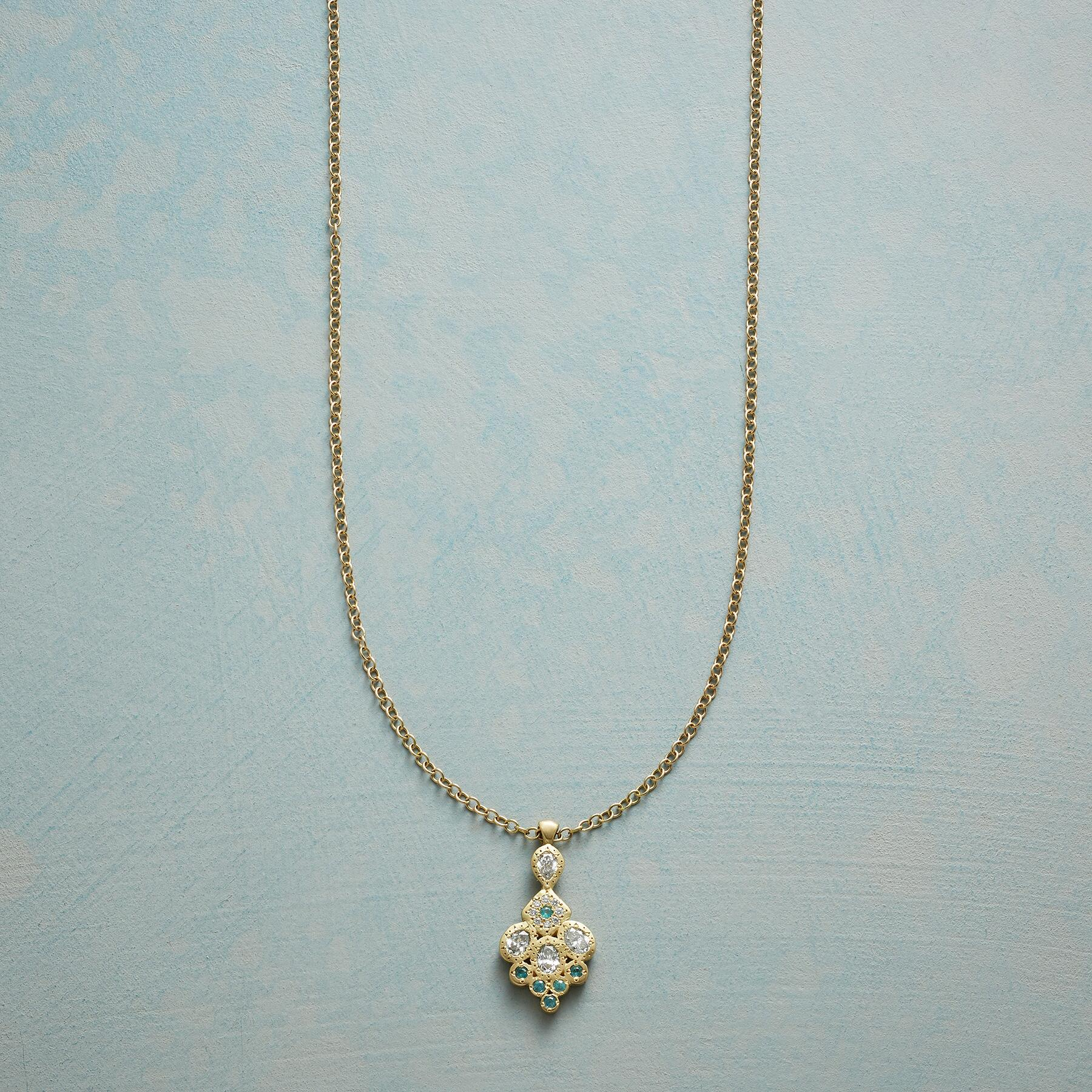 SILIANA NECKLACE: View 1