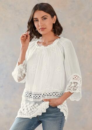 ETHEREAL REALMS TOP