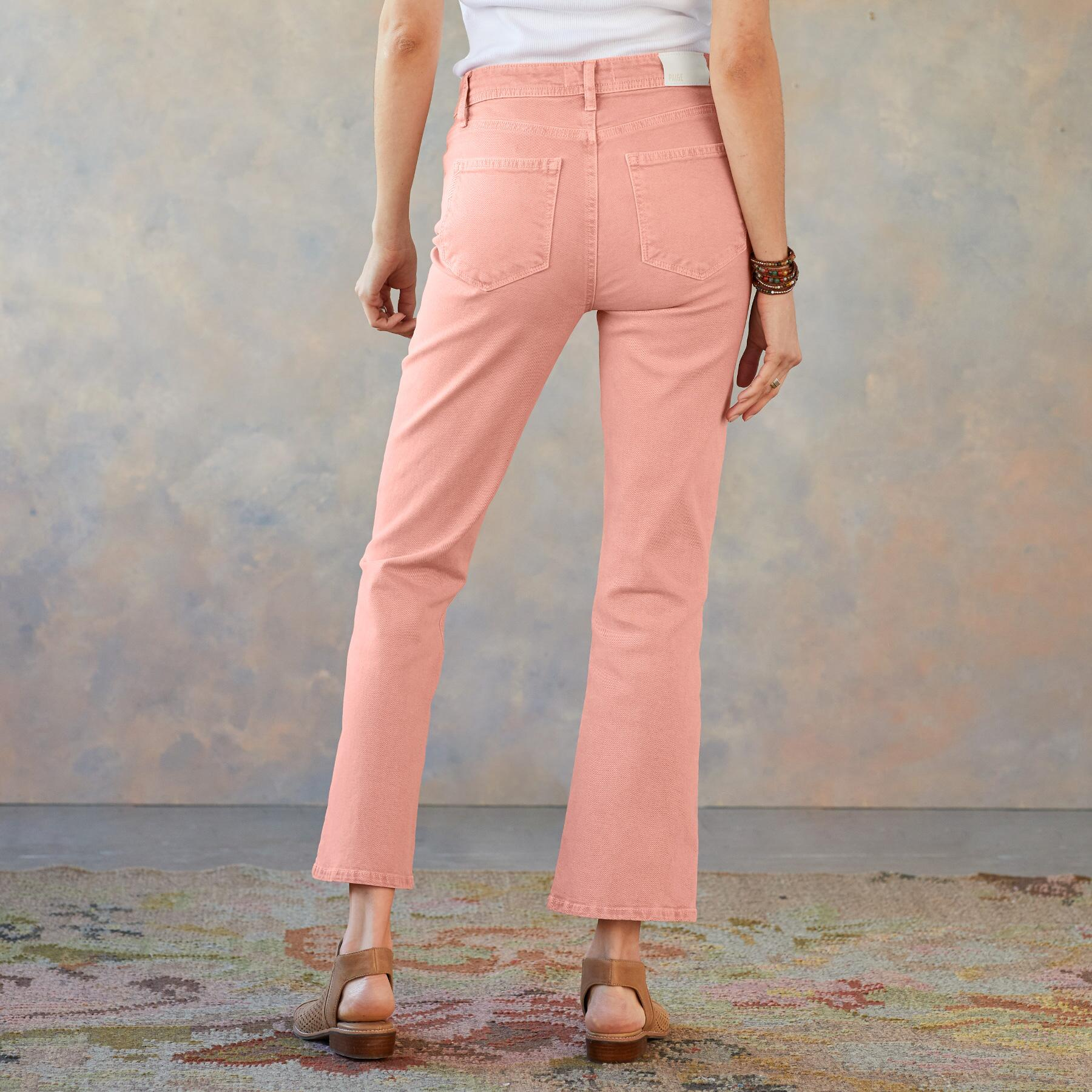 CLAUDINE ANKLE FLARE JEANS: View 2