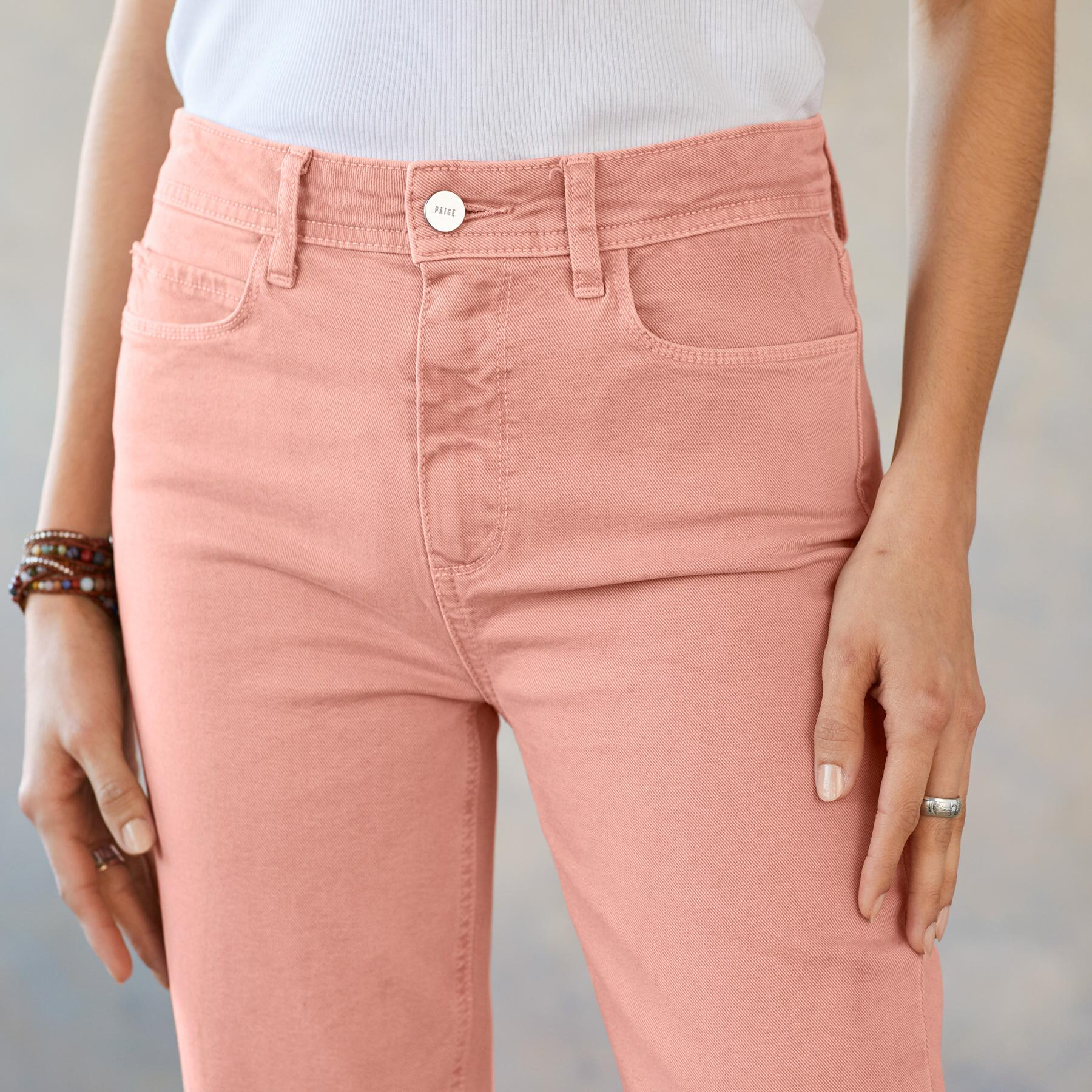 CLAUDINE ANKLE FLARE JEANS: View 3