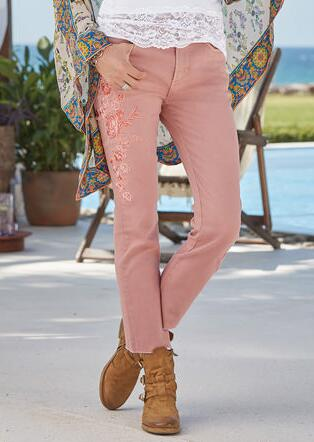 COLETTE BLOSSOM JEANS