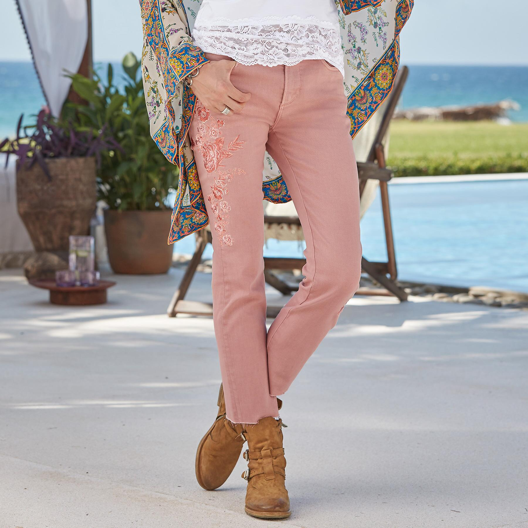 COLETTE BLOSSOM JEANS: View 1