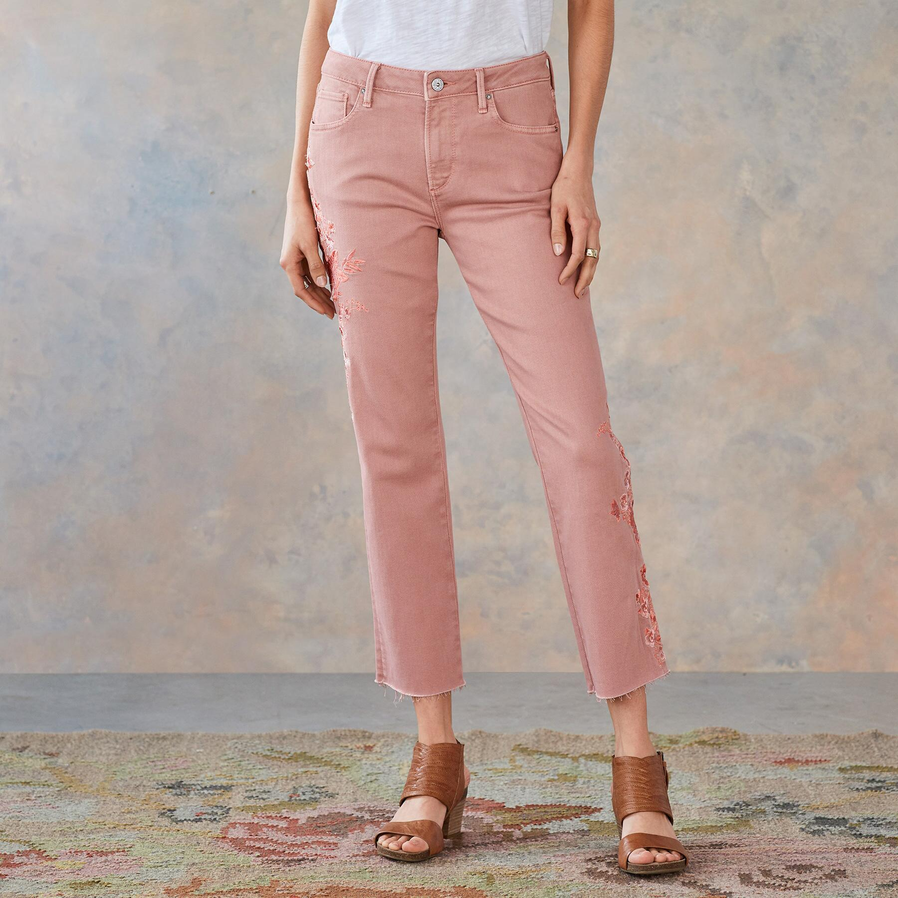 COLETTE BLOSSOM JEANS: View 2