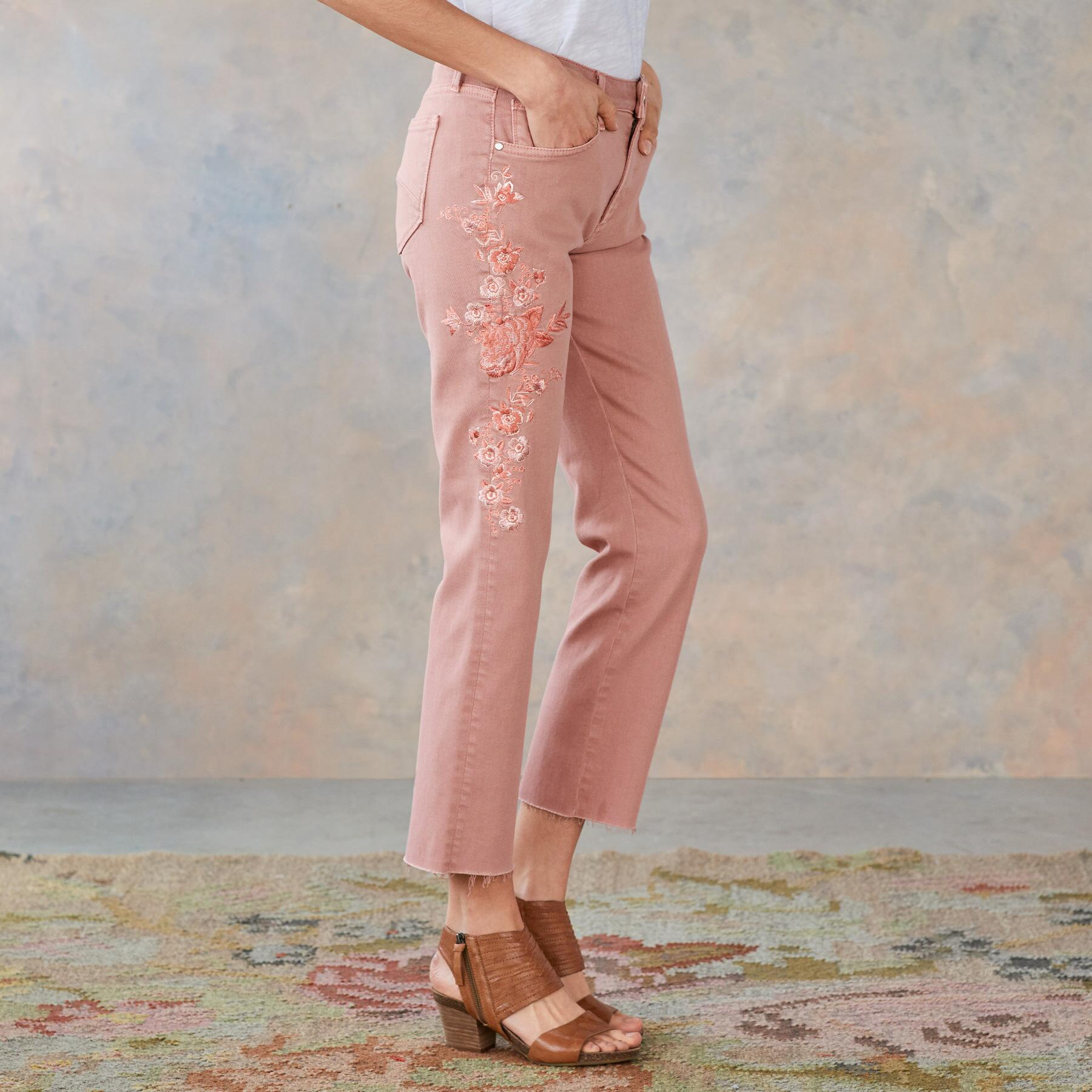 COLETTE BLOSSOM JEANS: View 3