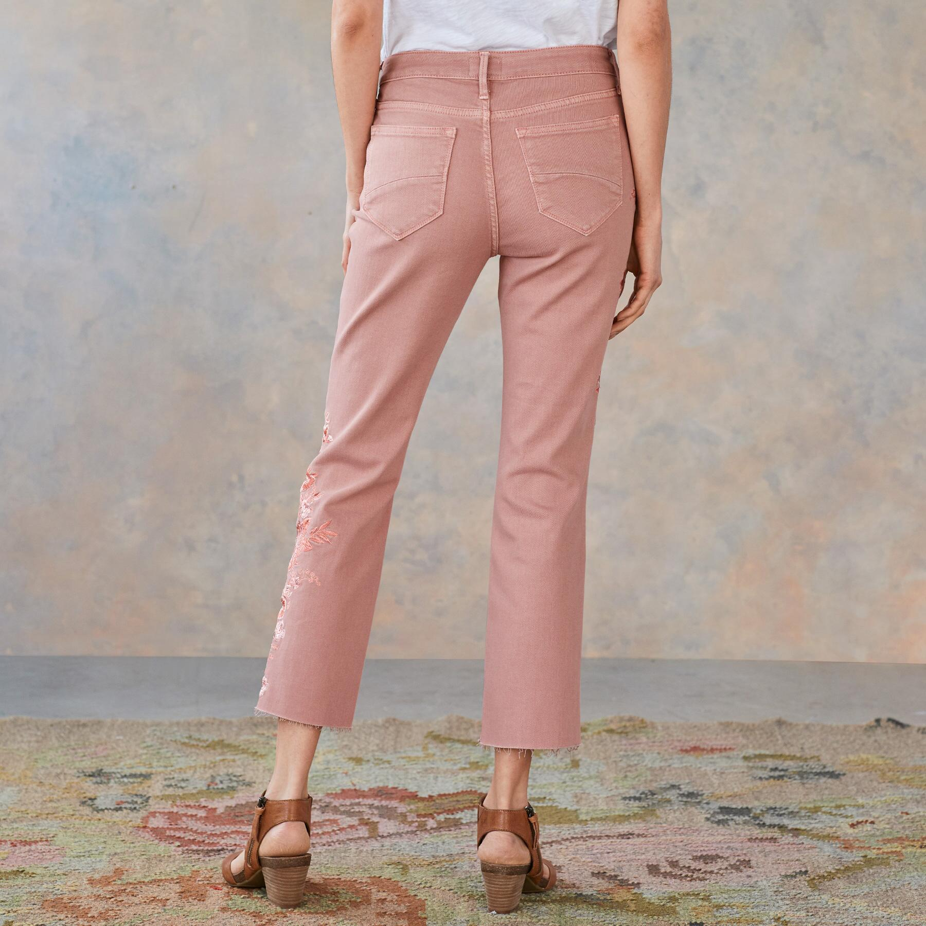 COLETTE BLOSSOM JEANS: View 4