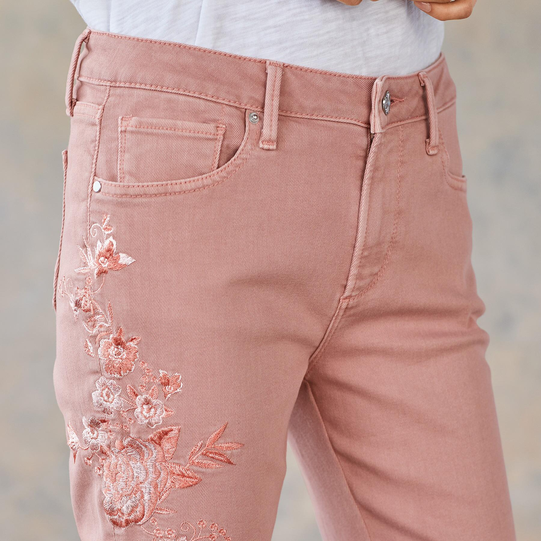 COLETTE BLOSSOM JEANS: View 5