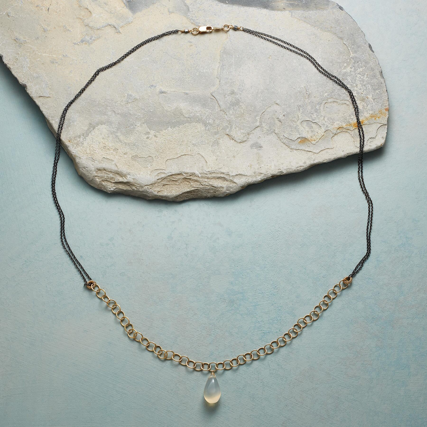 MILK & HONEY NECKLACE: View 2