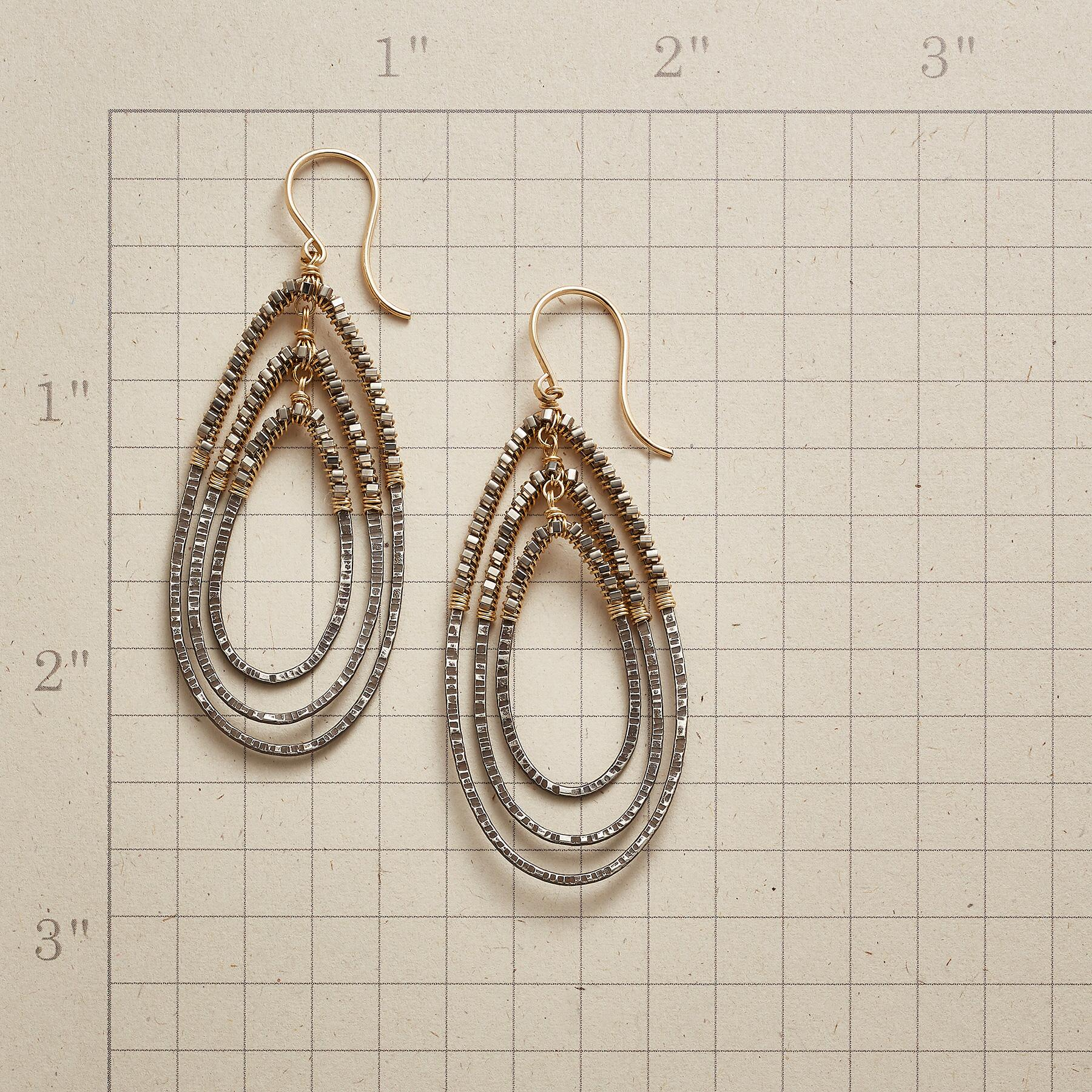 DANCE IN THE RAIN EARRINGS: View 2