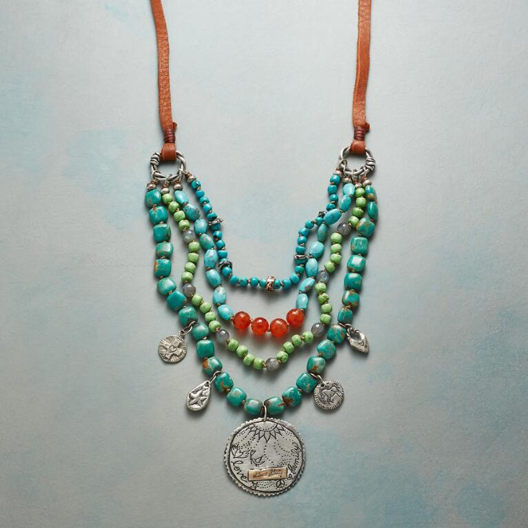 WHAT I HOLD DEAR NECKLACE