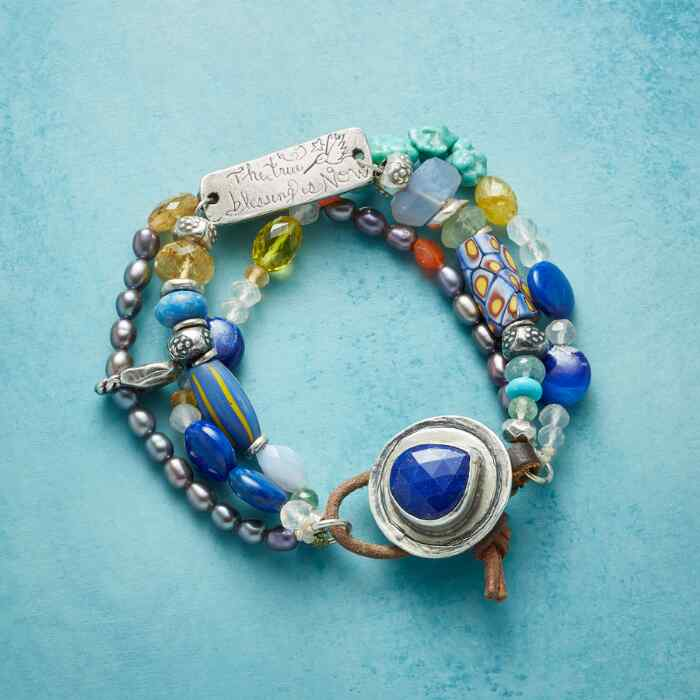 JOYFUL JOURNEY BRACELET