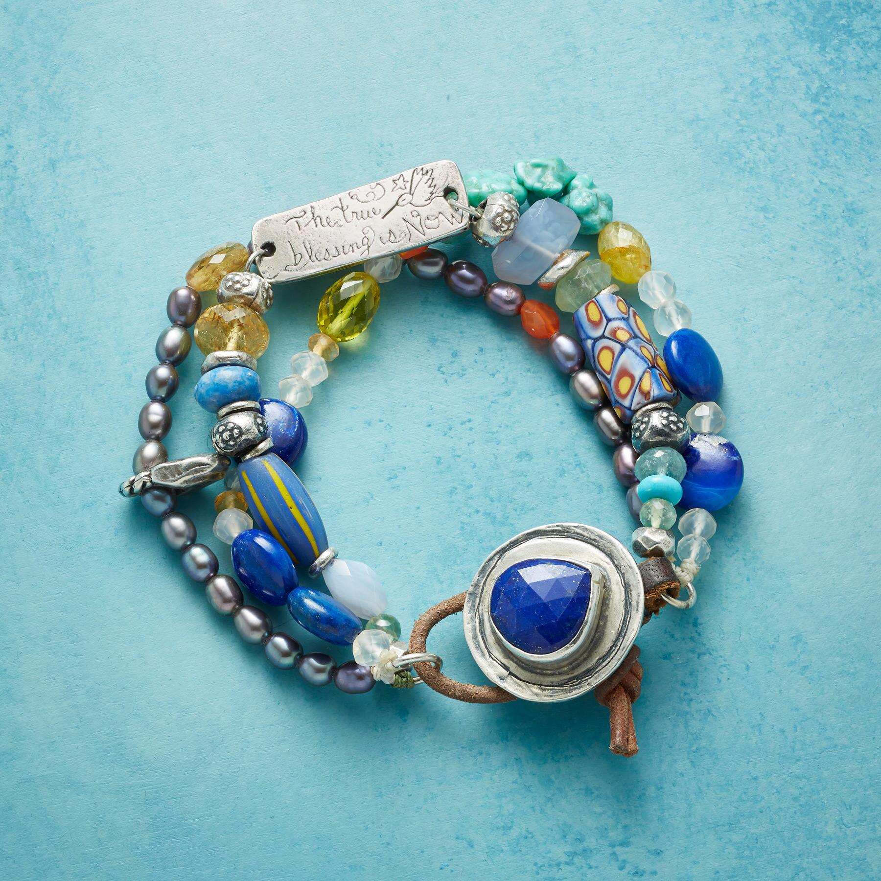 JOYFUL JOURNEY BRACELET: View 1