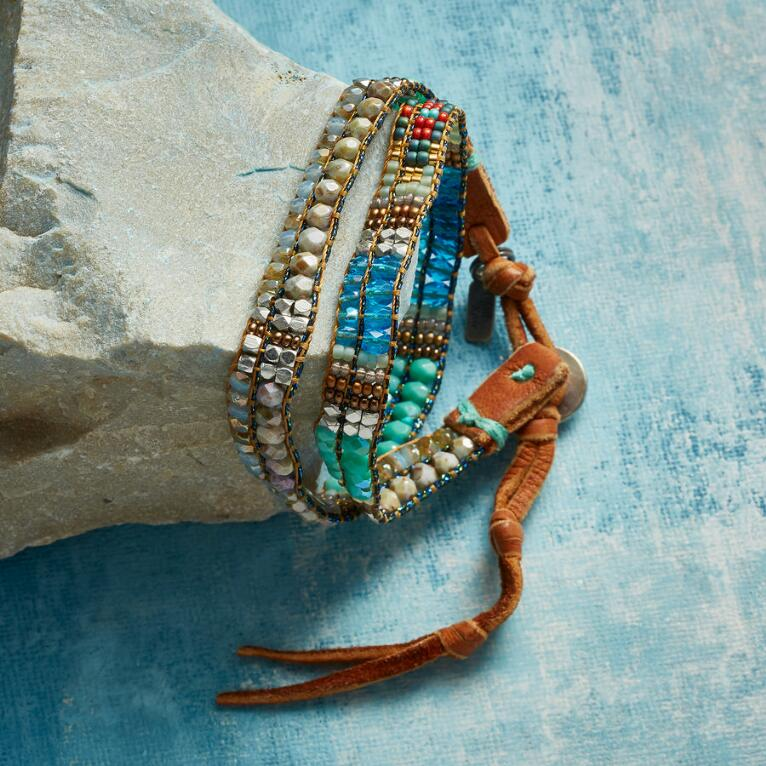 ENDLESS SUMMER WRAP BRACELET