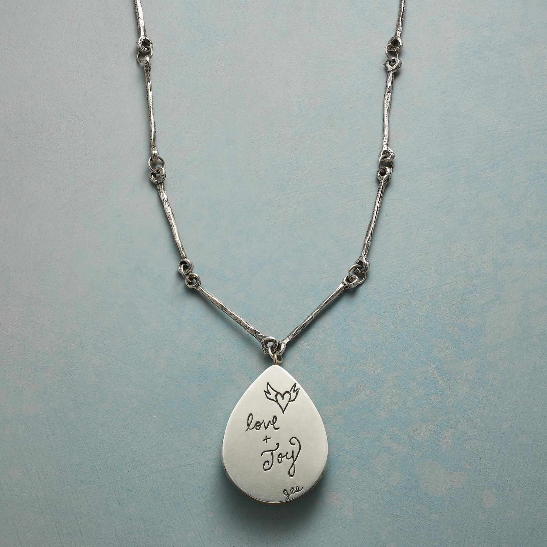 LOVE & JOY NECKLACE: View 3