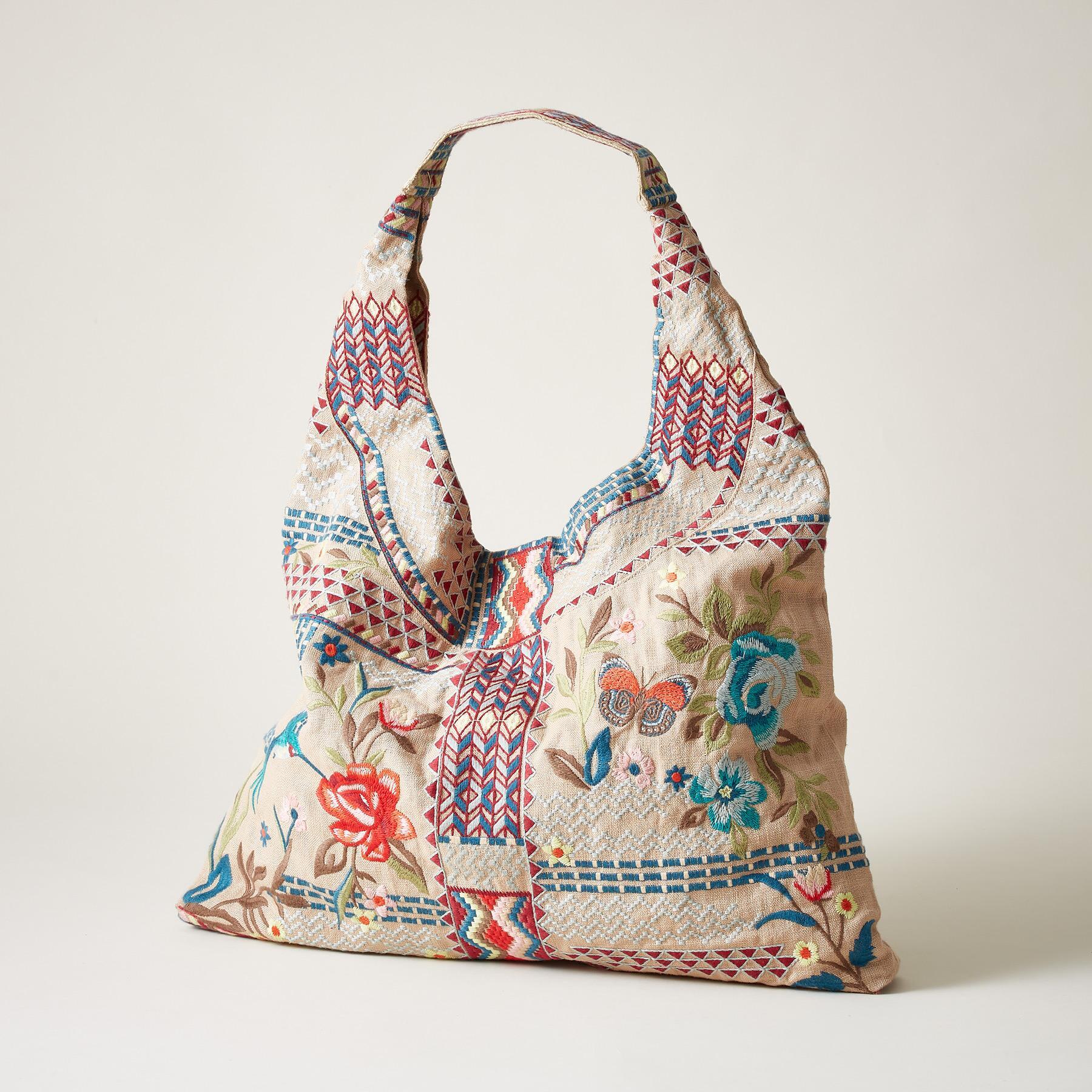 GENSIA HOBO BAG: View 1