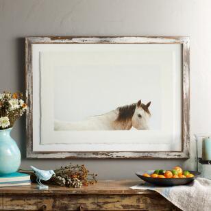 JENNIFER MAHARRY WILD HORSE PRINT