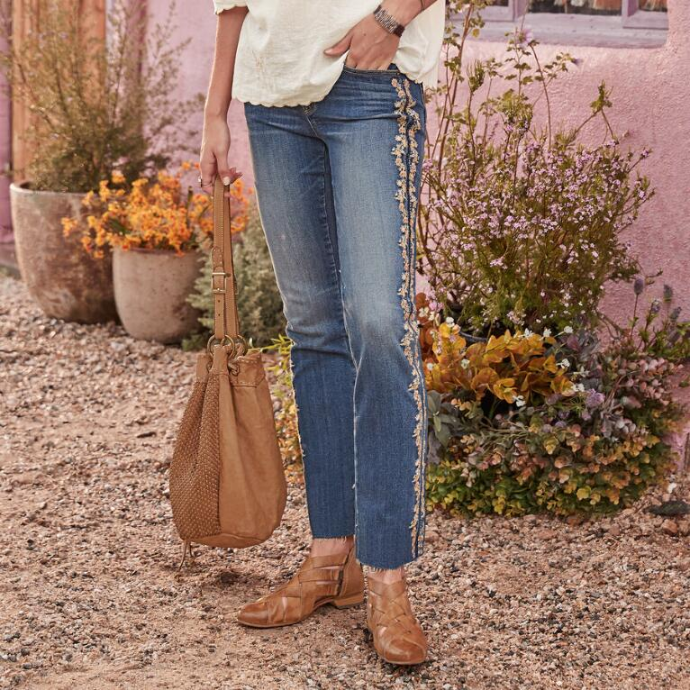 AUDREY WINNERS CIRCLE JEAN