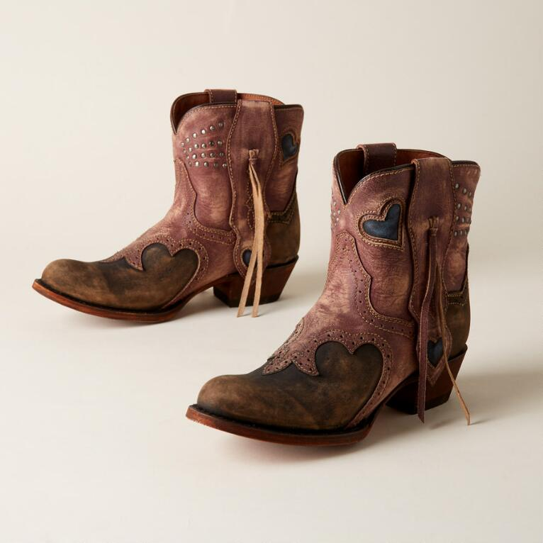 SWEETHEARTS BOOTS