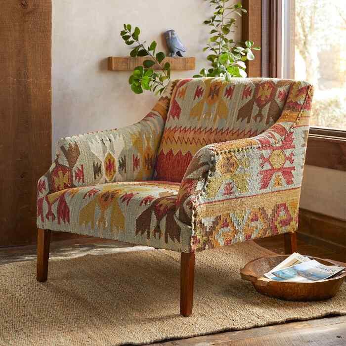 SUMMERHOUSE KILIM CHAIR