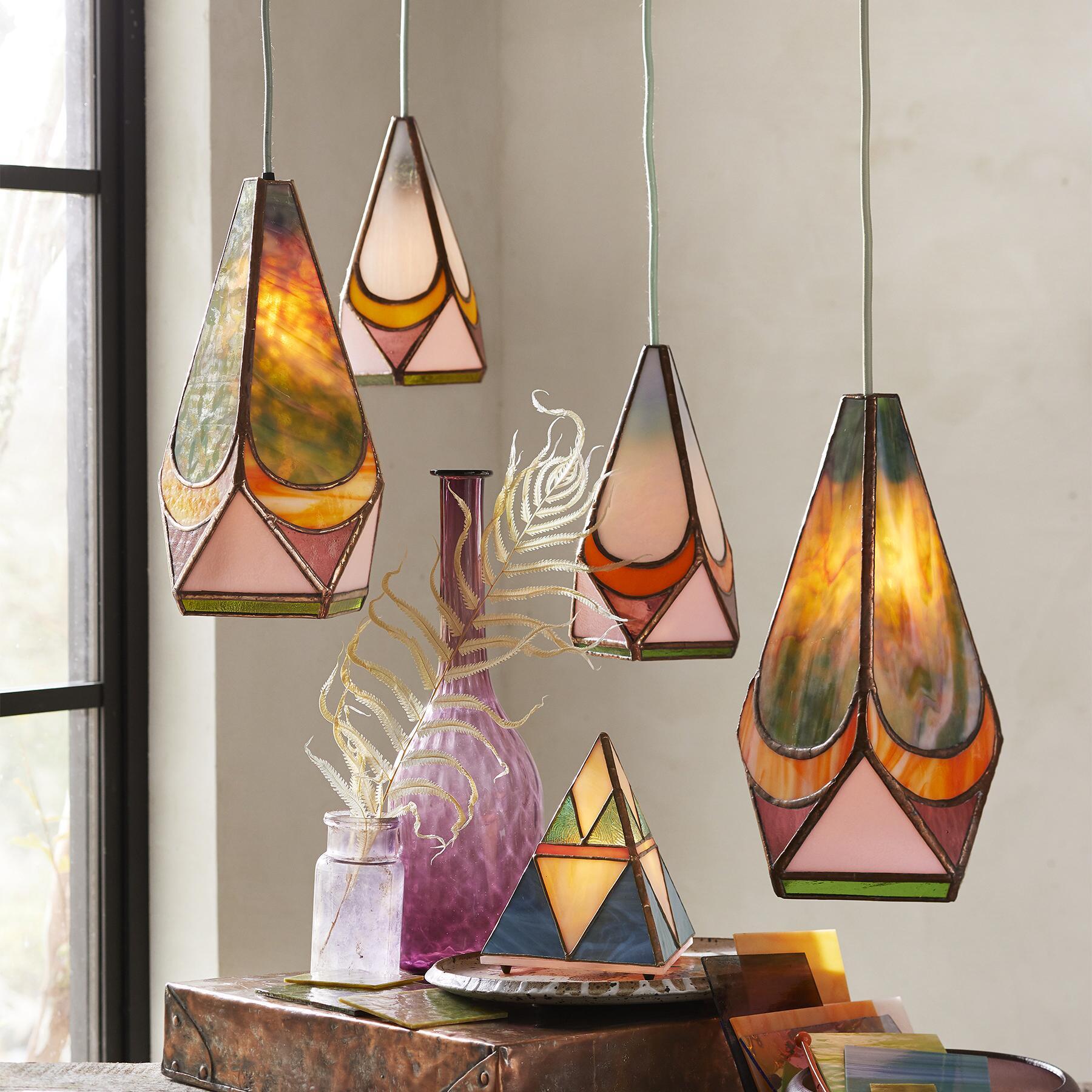 ILLUMINA ARTISAN PENDANT LAMP: View 1