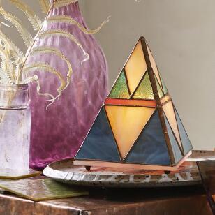ILLUMINA ARTISAN TABLETOP LAMP
