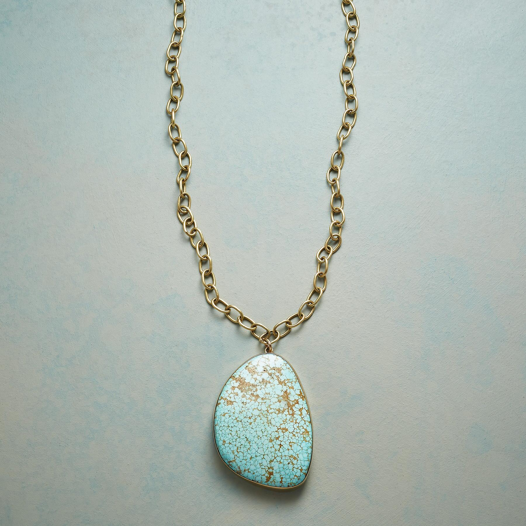 LIMITED EDITION EARTH'S TREASURES NECKLACE: View 1