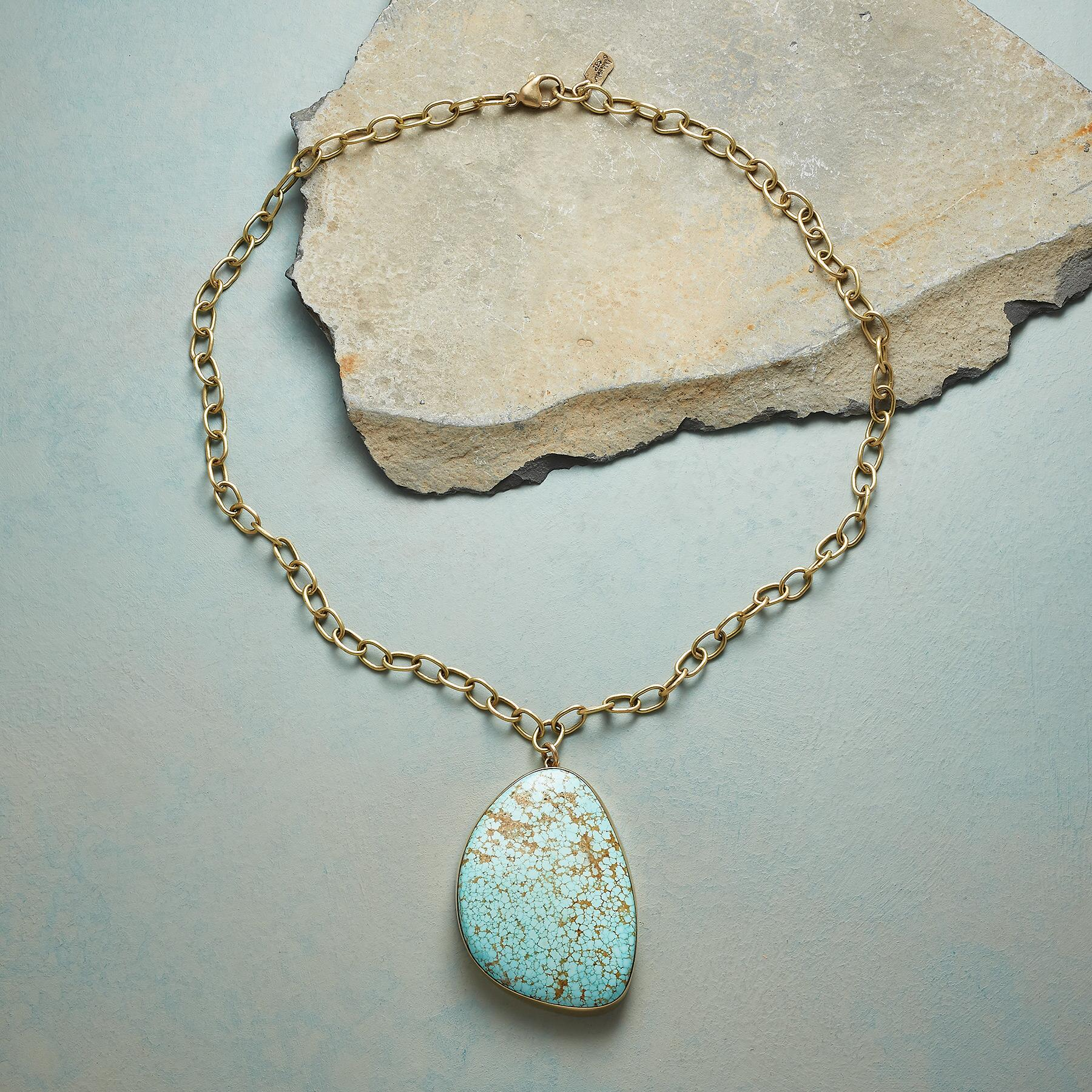 LIMITED EDITION EARTH'S TREASURES NECKLACE: View 2