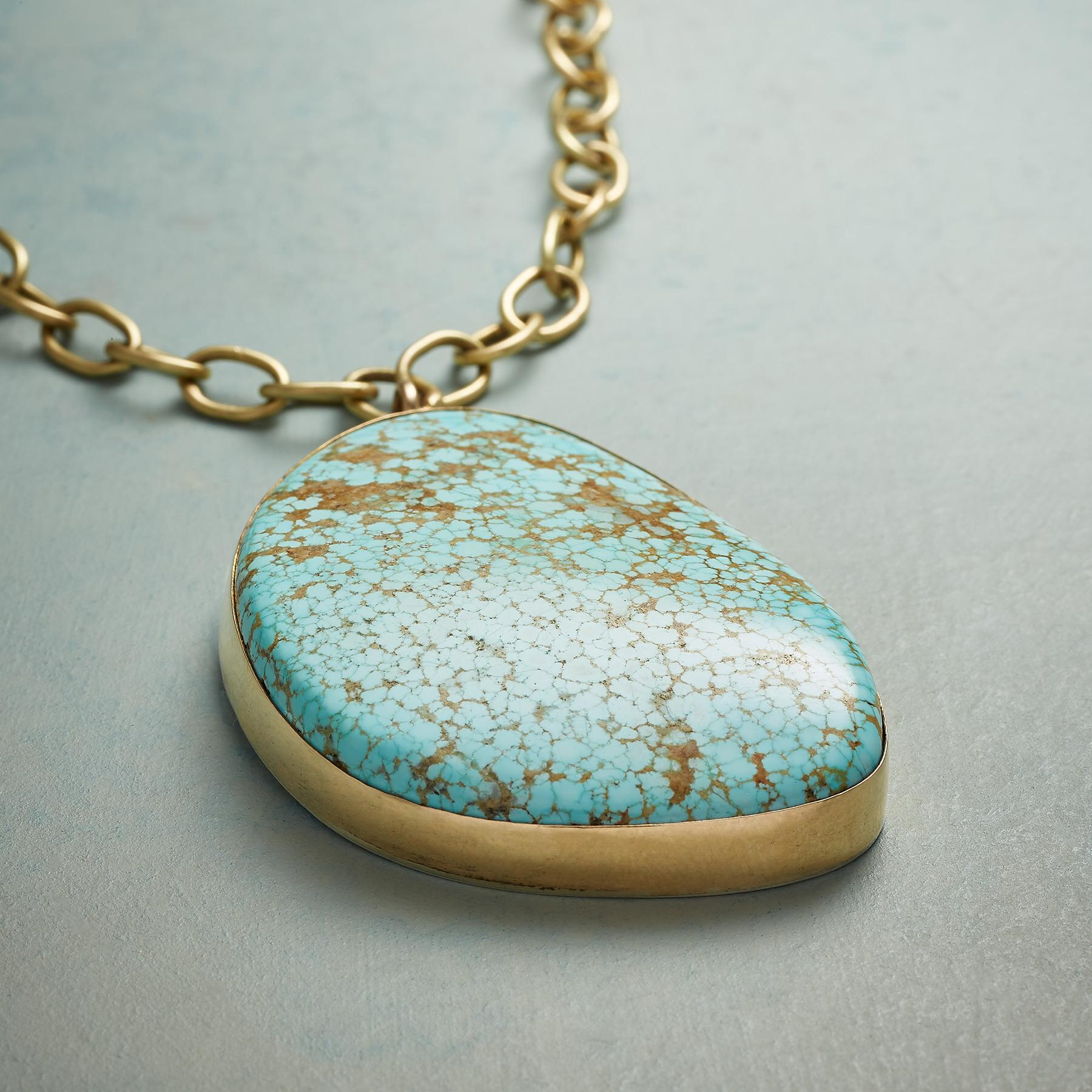 LIMITED EDITION EARTH'S TREASURES NECKLACE: View 3