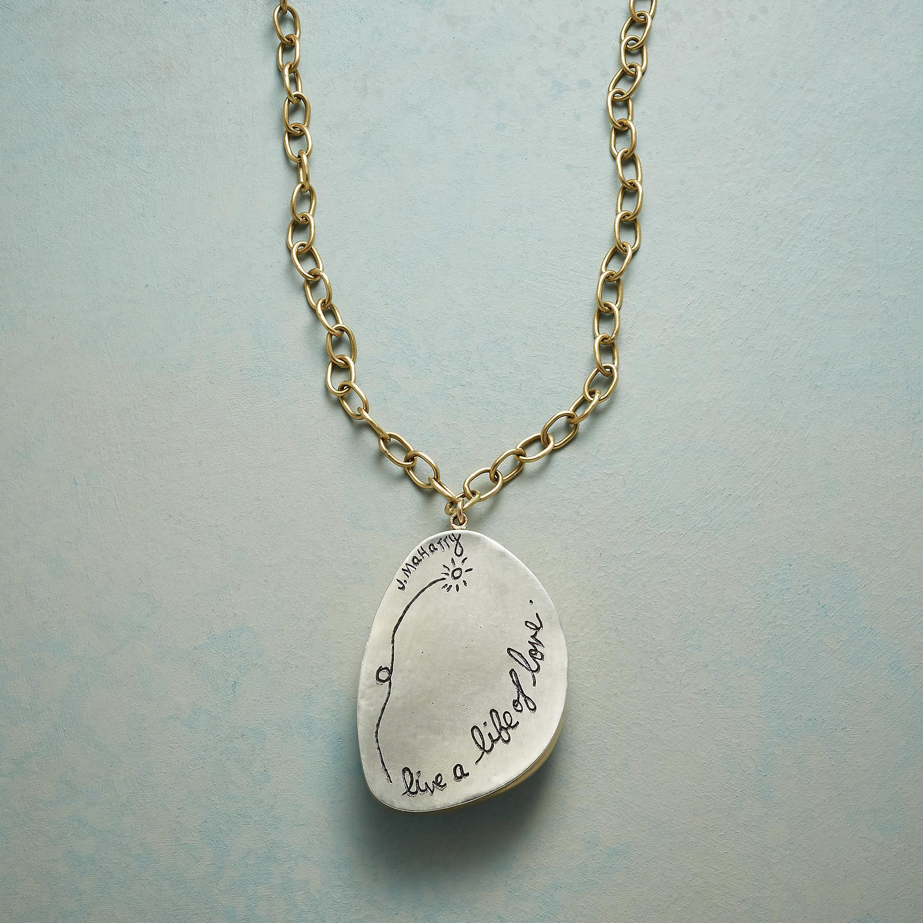 LIMITED EDITION EARTH'S TREASURES NECKLACE: View 4