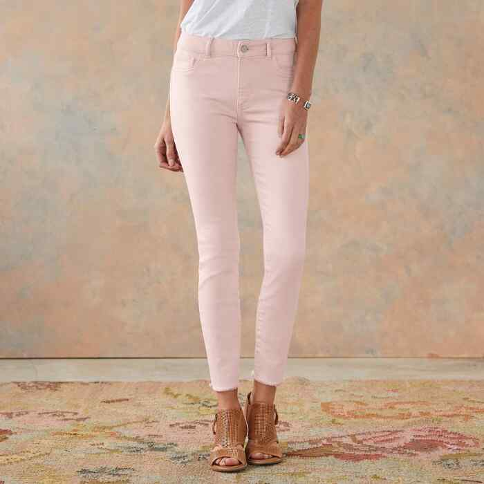 FLORENCE ANKLE JEAN