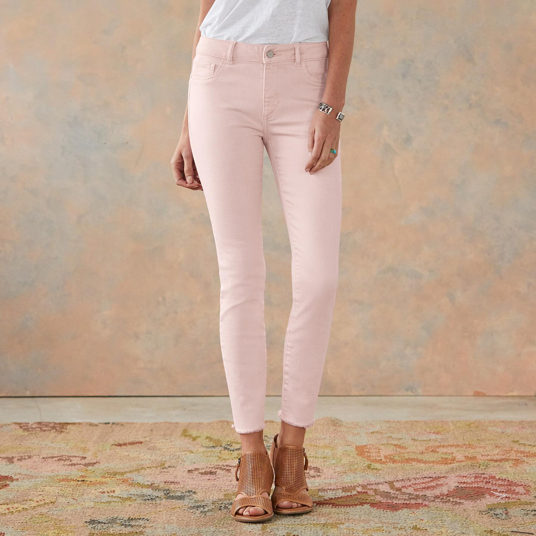 FLORENCE ANKLE JEANS: View 1