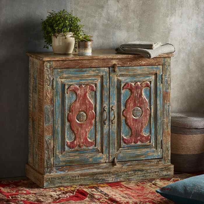 DESERT BLOOM SMALL CABINET