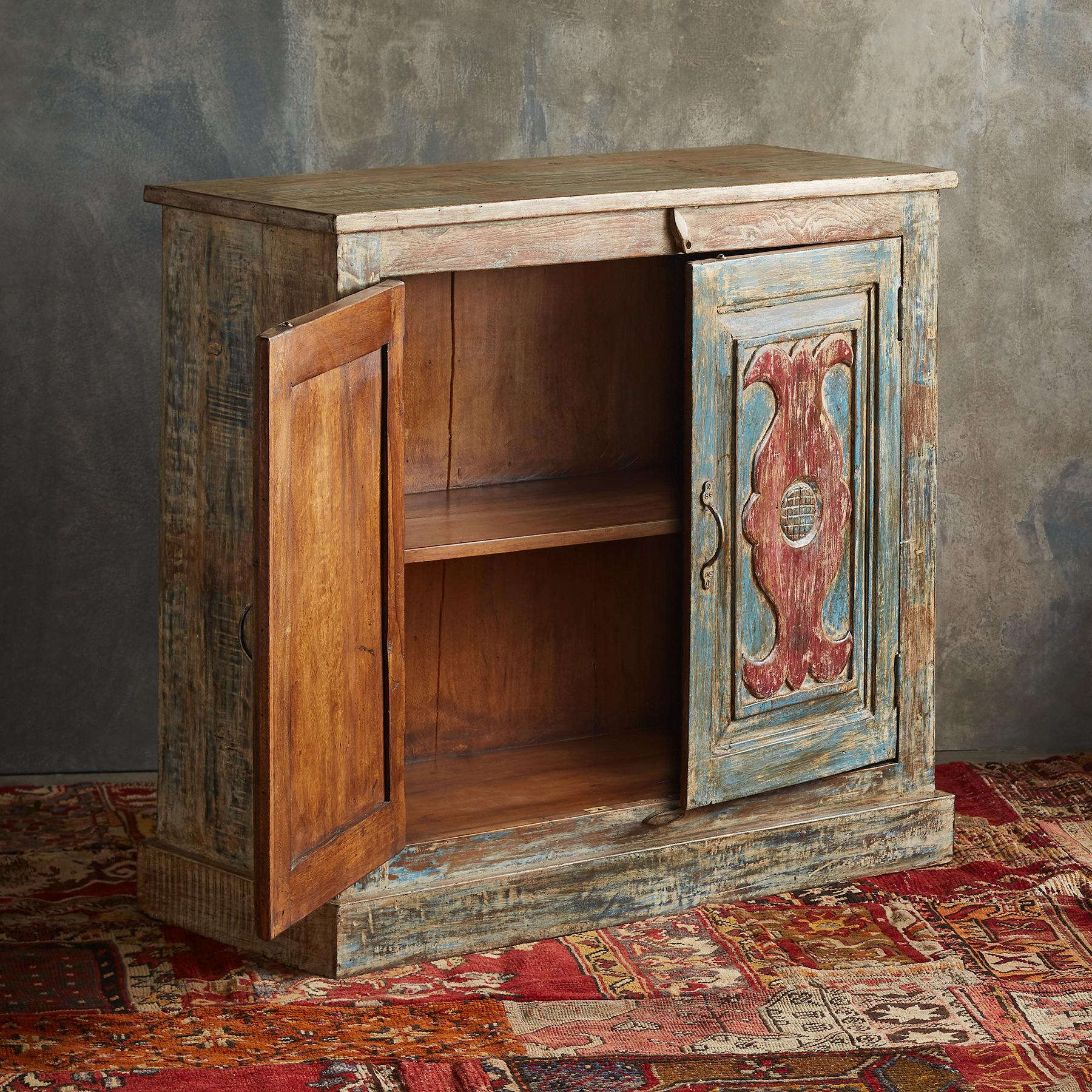 DESERT BLOOM SMALL CABINET: View 2