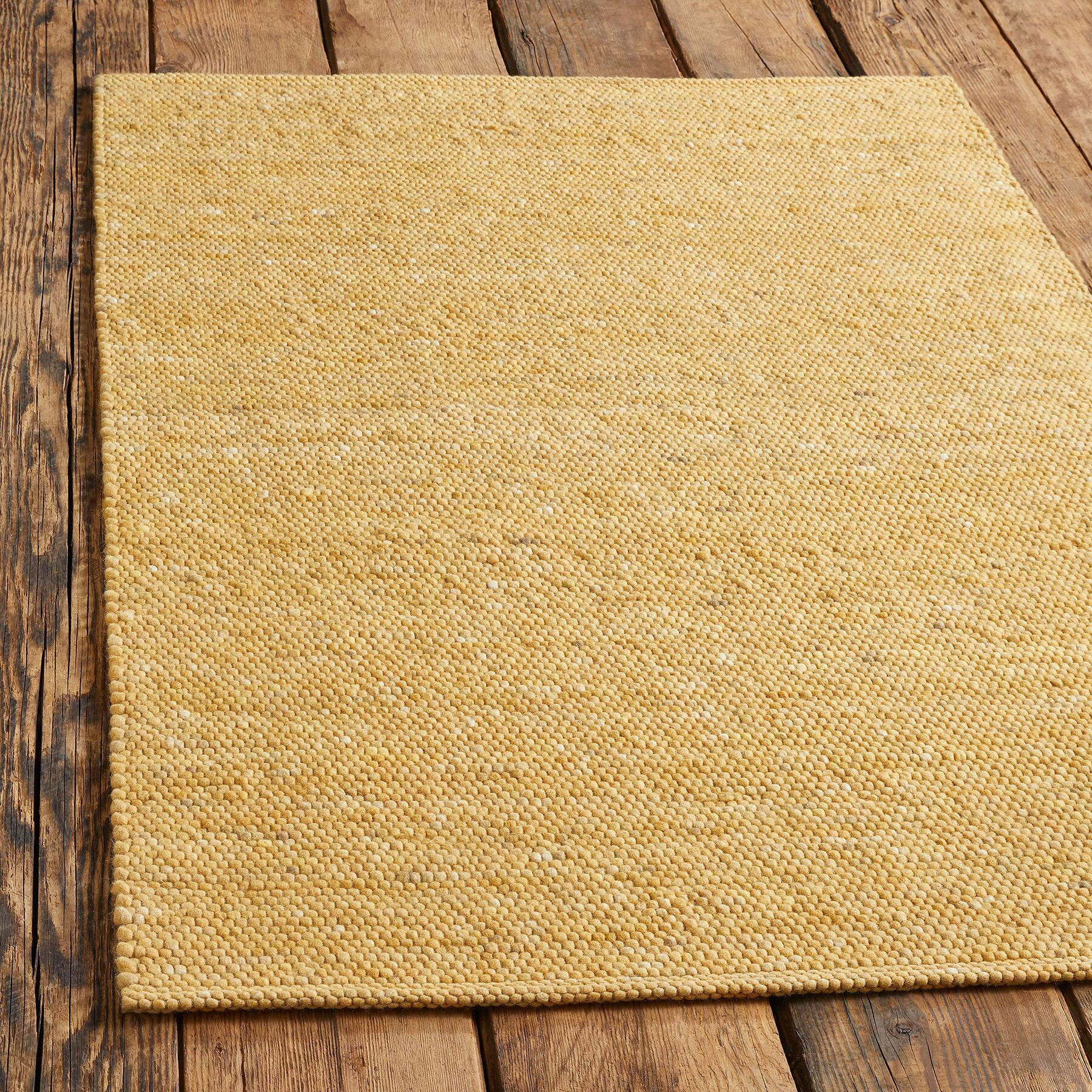 HEATHERED HUE RUG, LARGE: View 2