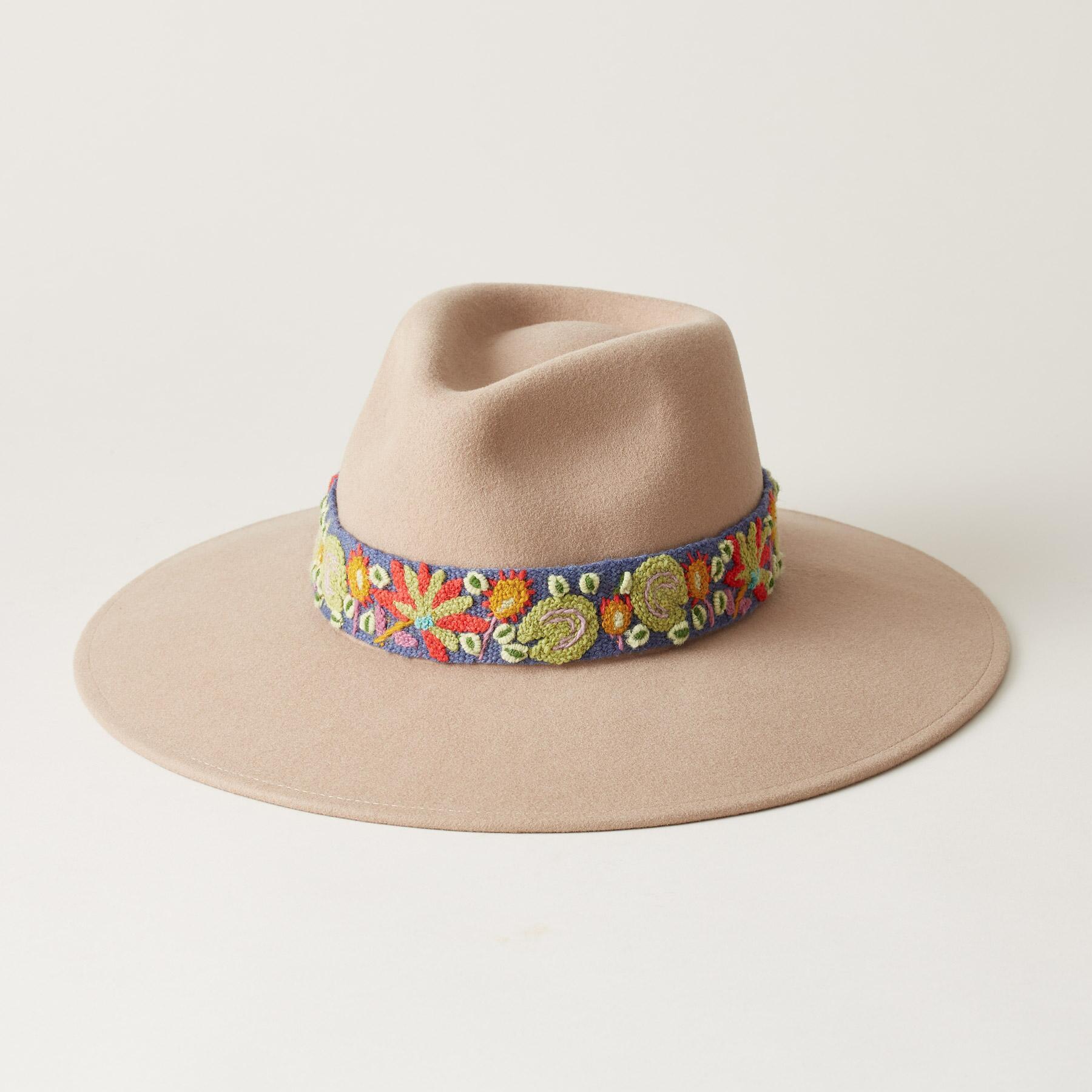 FIELD & FLORA HAT: View 1