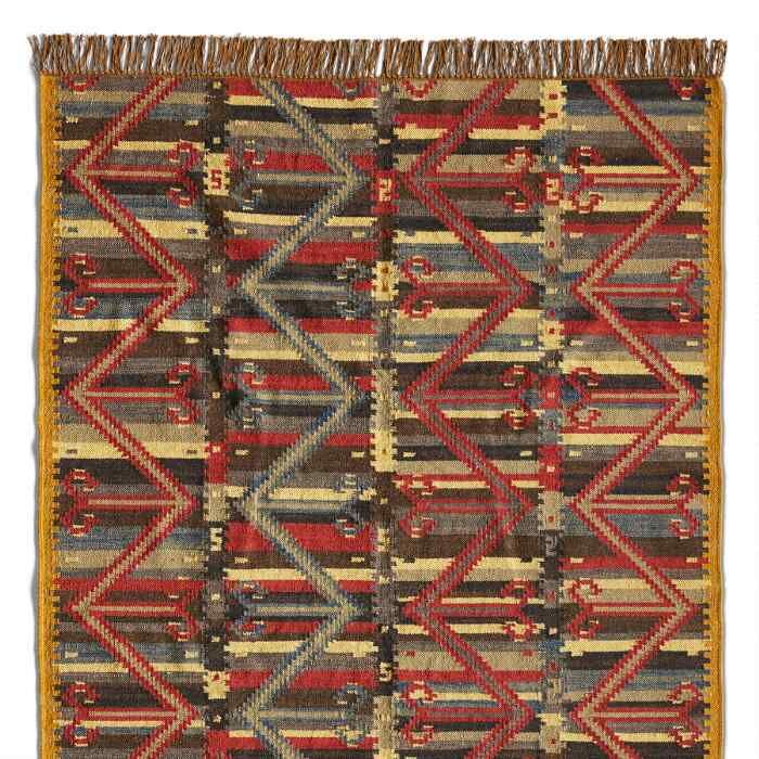 MANY PATHS KILIM RUG